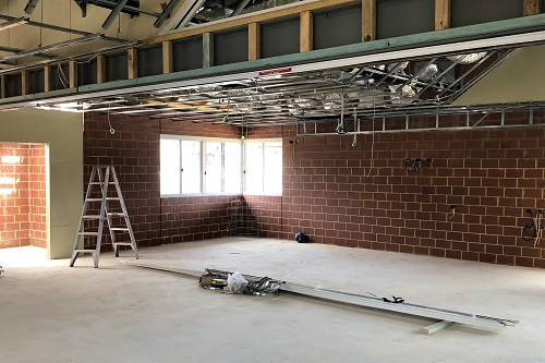 Wk 1 Building Progress October17 2019 2 JPS