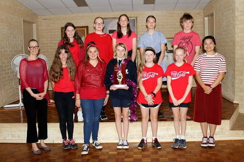 Wk 6 Secondary Choir NPAF Award JPS