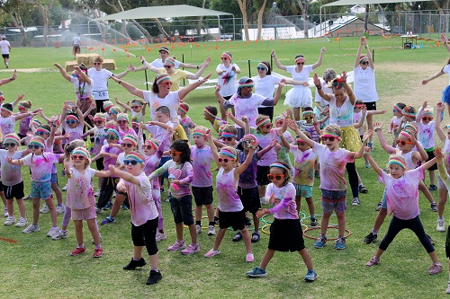 Wk 10 Colour Run PreK PP 4 JPS