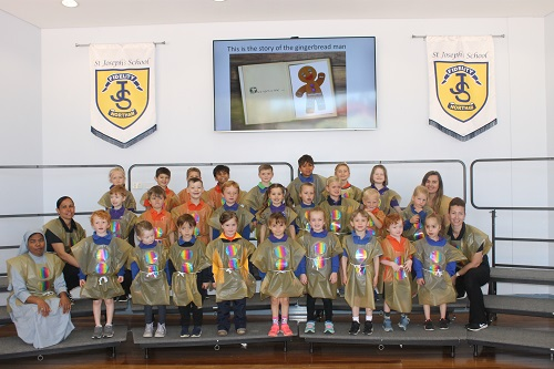 Wk 8 Kindy Gold Assembly
