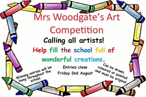 Wk 1 Art Competition Poster 2019 JPS