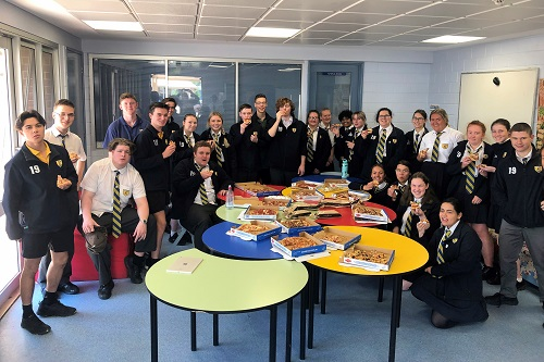 Wk 10 Yr 12 Pizza for Lunch JPS