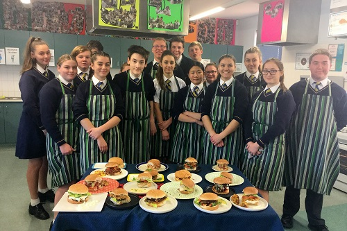Wk 8 Year 11 Burgers June 18 2019 JPS