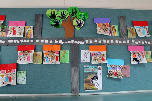 16 Book Week Displays 2020 6 JPS