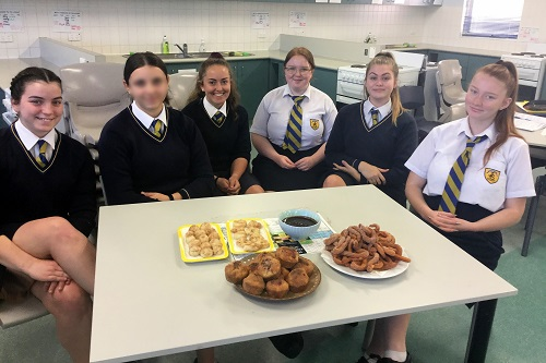 14 Yr 11 Big Bake Off JPS