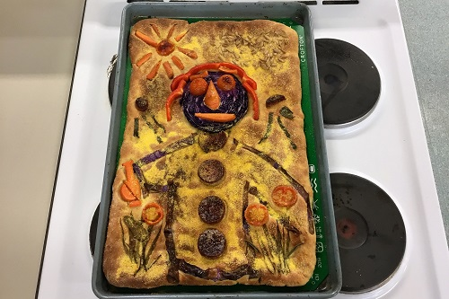 14 Yr 12 Final Cook Focaccia Bread Art 4 JPS