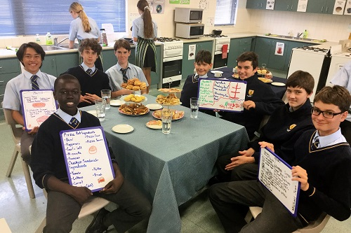 7 Yr 9 High Tea 12 JPS