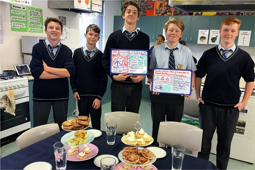 7 Yr 9 High Tea 13 JPS