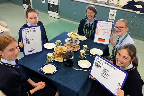 7 Yr 9 High Tea 4 JPS