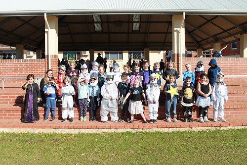 13 Marcellin Day Assembly 2021 Primary 24 JPS