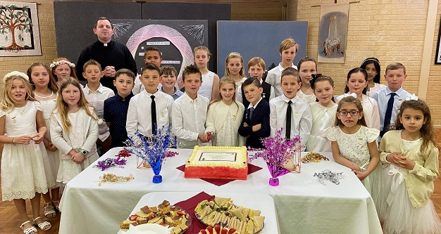 First Holy Communion - August 2021 (1)