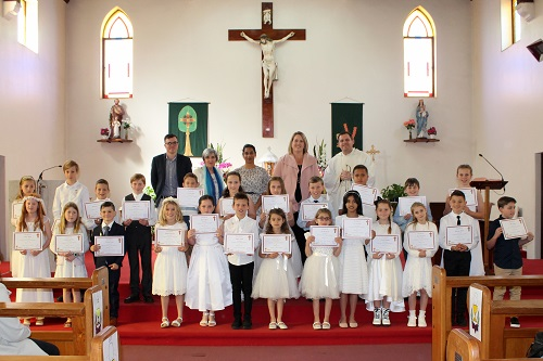 First Holy Communion - August 2021 (117)