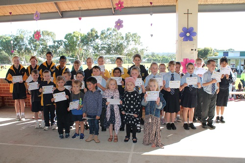 7 Mothers Day Assembly Wk3 T2 3 JPS