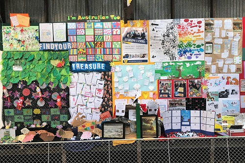 Wk 8 Northam Show 2018 Display JPS
