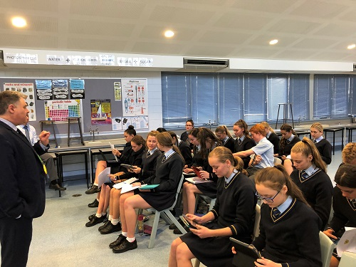 Wk 8 Yr 10 Futures Day 2018 JPS