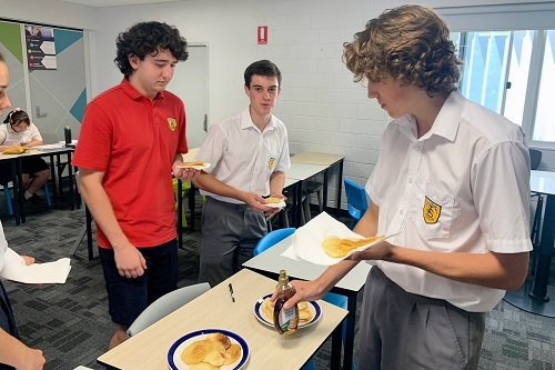 2 Shrove Tuesday Secondary 3 JPS